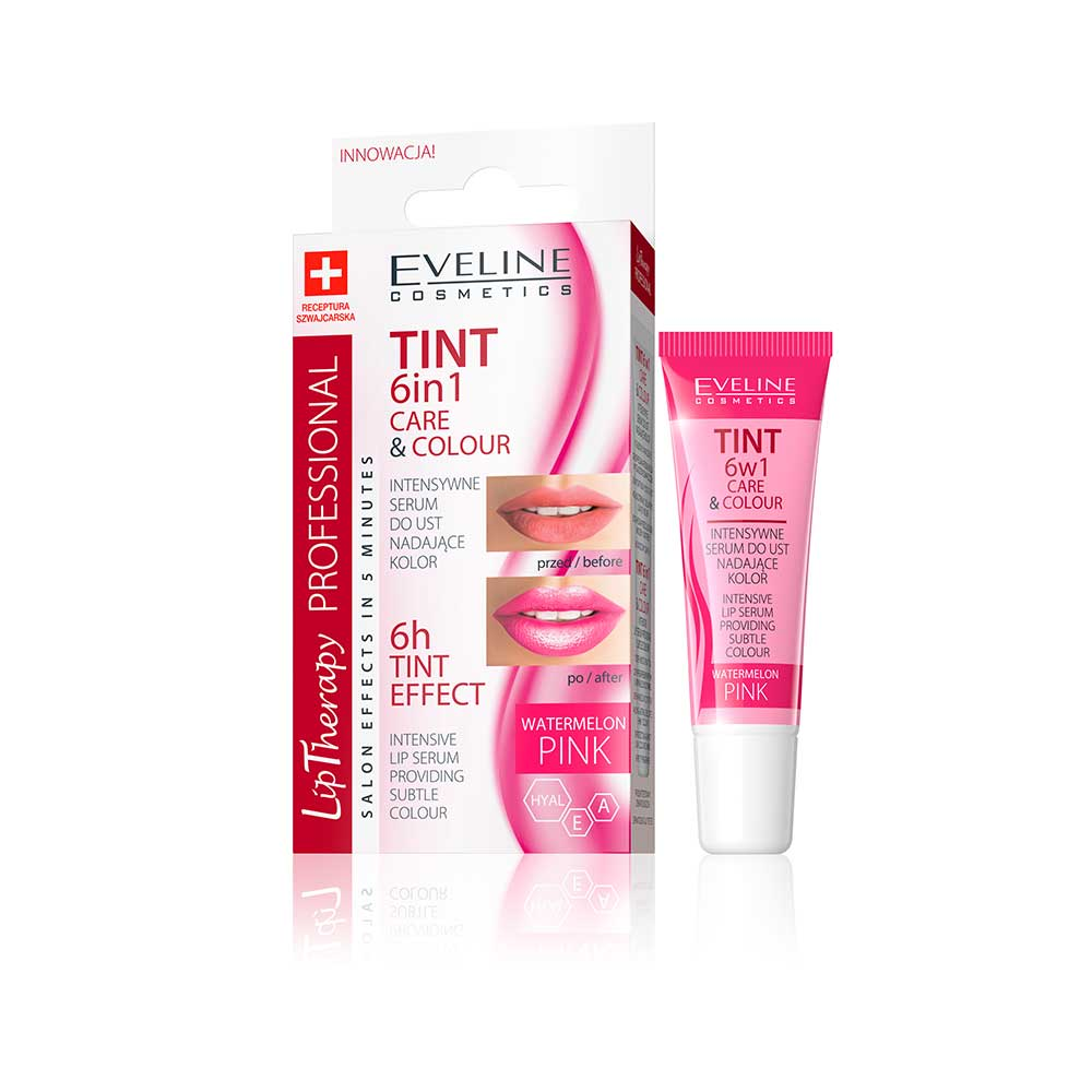 Eveline lip therapy pink